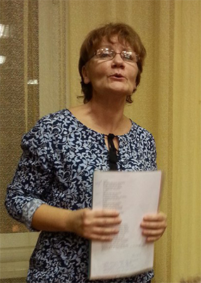 Сергеева Тамара Вячеславовна, воспитатель
